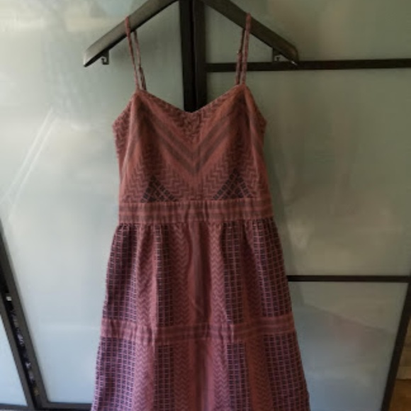 Fossil Dresses & Skirts - Fossil maxi dress, size S, cotton